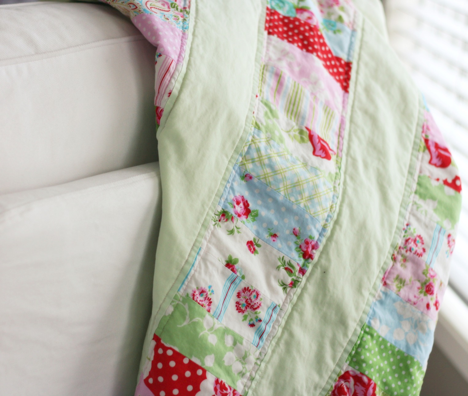 flowers chic x throw quilts quilt pin lap shabby roses