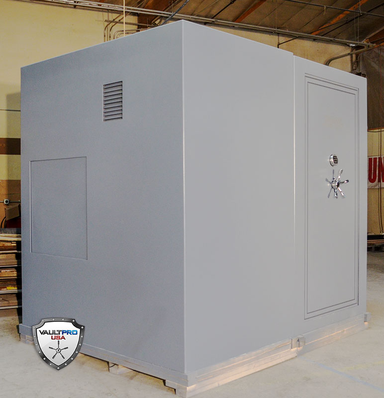 Safe and vault door reviews and how to 39 s custom modular for House plans with tornado safe room