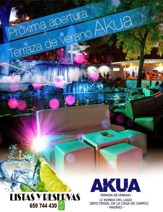 Listas y reservados discoteca akua madrid kapital 659 744 - Discoteca in casa ...