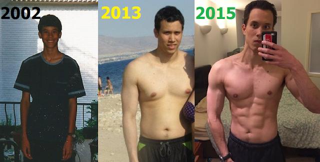 Jim Carlsson Transformation