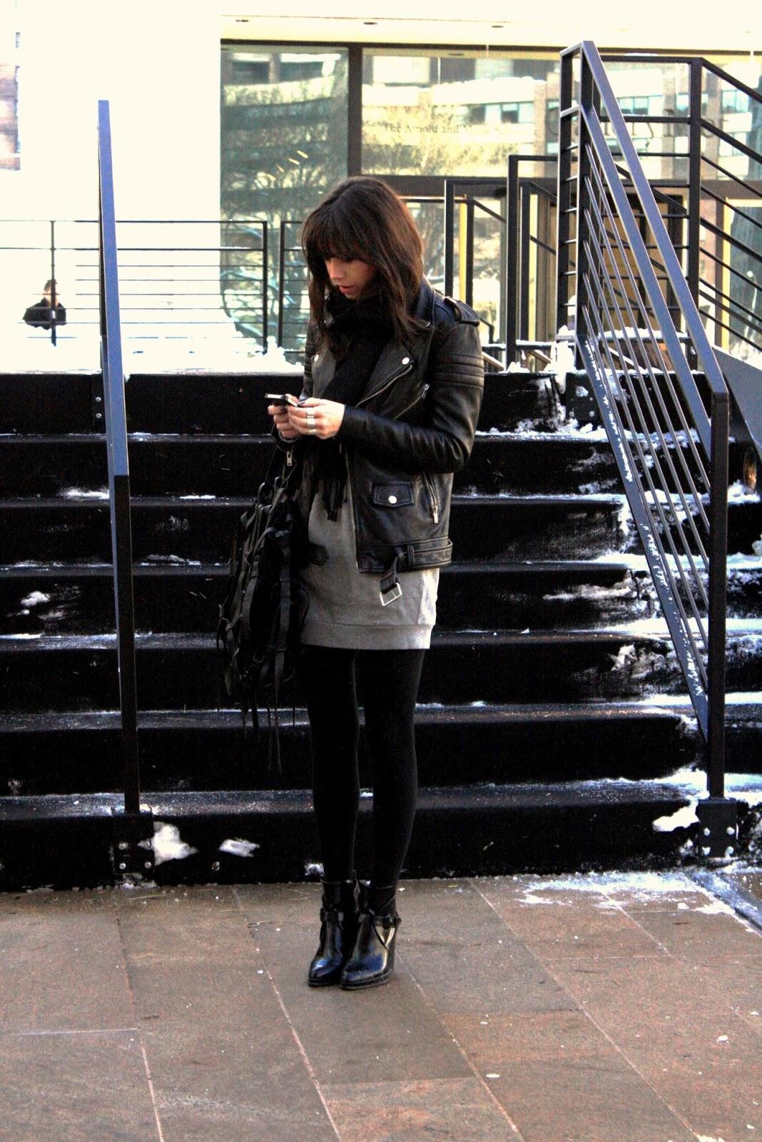 Street Style NYFW Fall '13