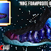 "NBA 2K14 Nike Foamposite One ""Galaxy"" Shoes Patch"