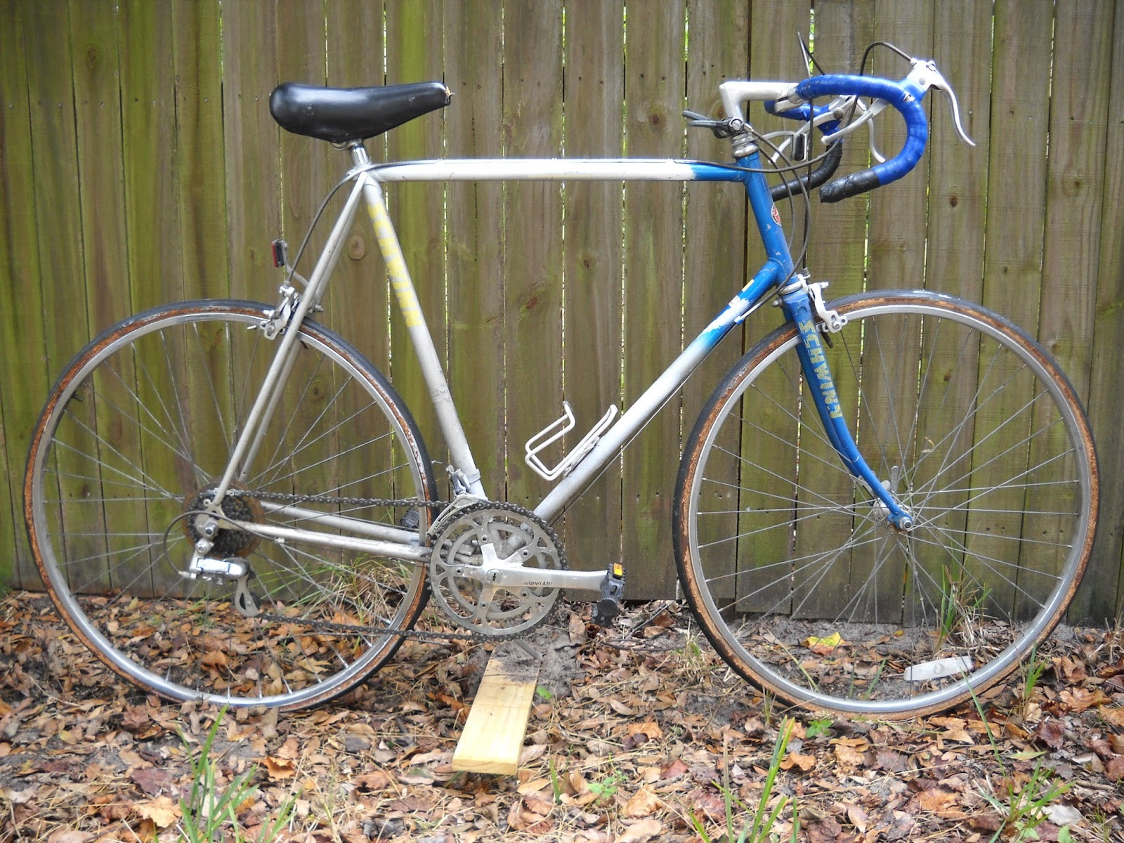 Costa S Bicycle Restorations 1988 Schwinn World Sport