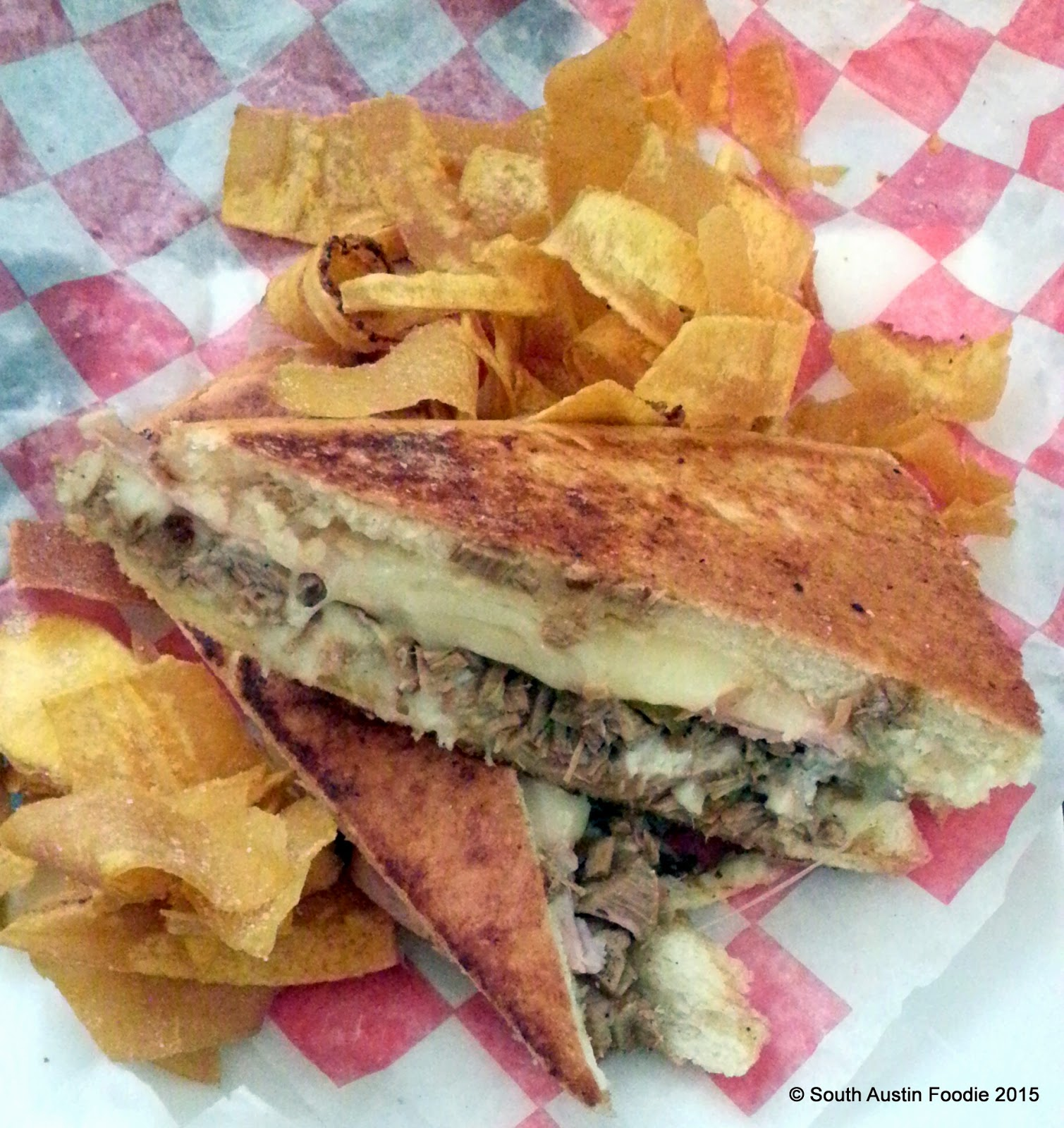 Texas Cuban sandwich