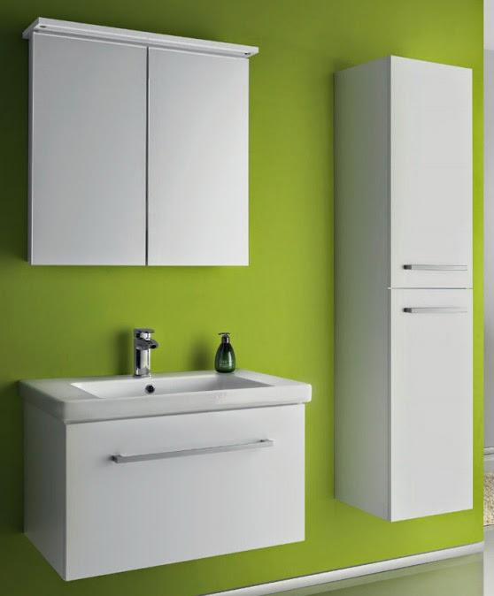 Коллекция мебели Dreja Inn для ванной комнаты