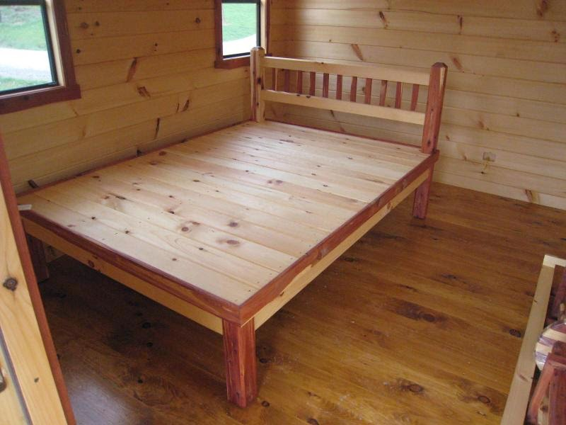 This bed can be put in the small room which has limited space for other furniture. This bed has such as drawer under the main bed. This can be place to save ... & Beds Information: Cabin Bed Frame For The Simple Room