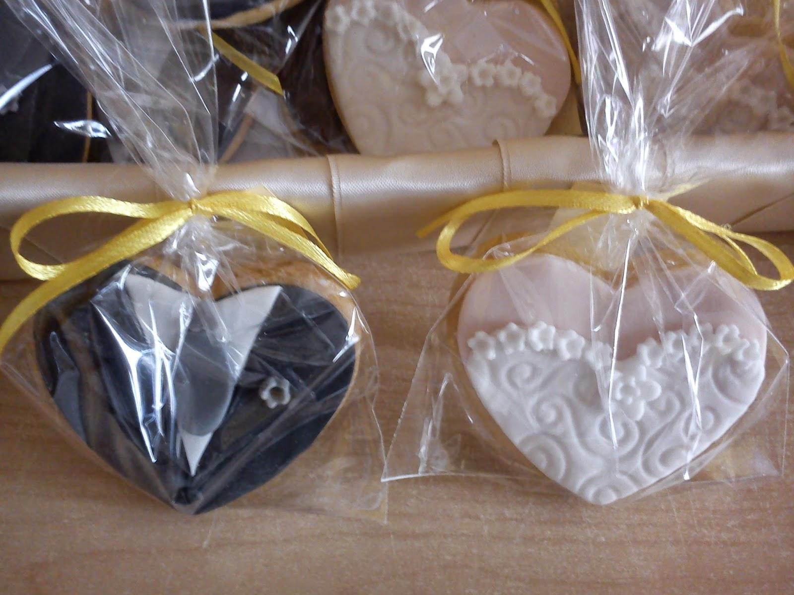 Amato Pasticceria Boccaccio: Biscotti per Matrimonio VH34