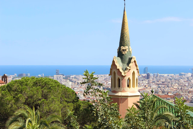 Gaudi's House Museum | Park Guell  | Chichi Mary Blog