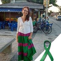professora Maria Leonora Veras de Mello médica veterinária