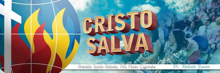 AD MINISTERIO CRISTO SALVA