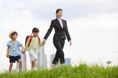 6 Rahasia Sehat dan Panjang Umurnya Anak-Anak di Jepang
