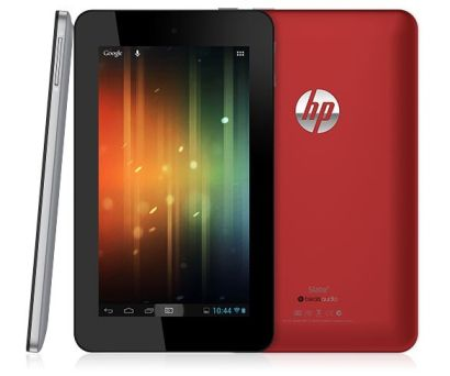HP Slate 7 Android Tablet For $169