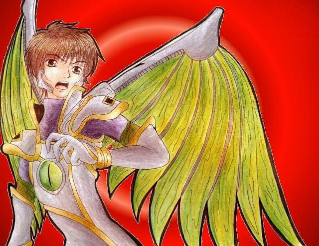 Dragoon Suzaku por animegirlff7