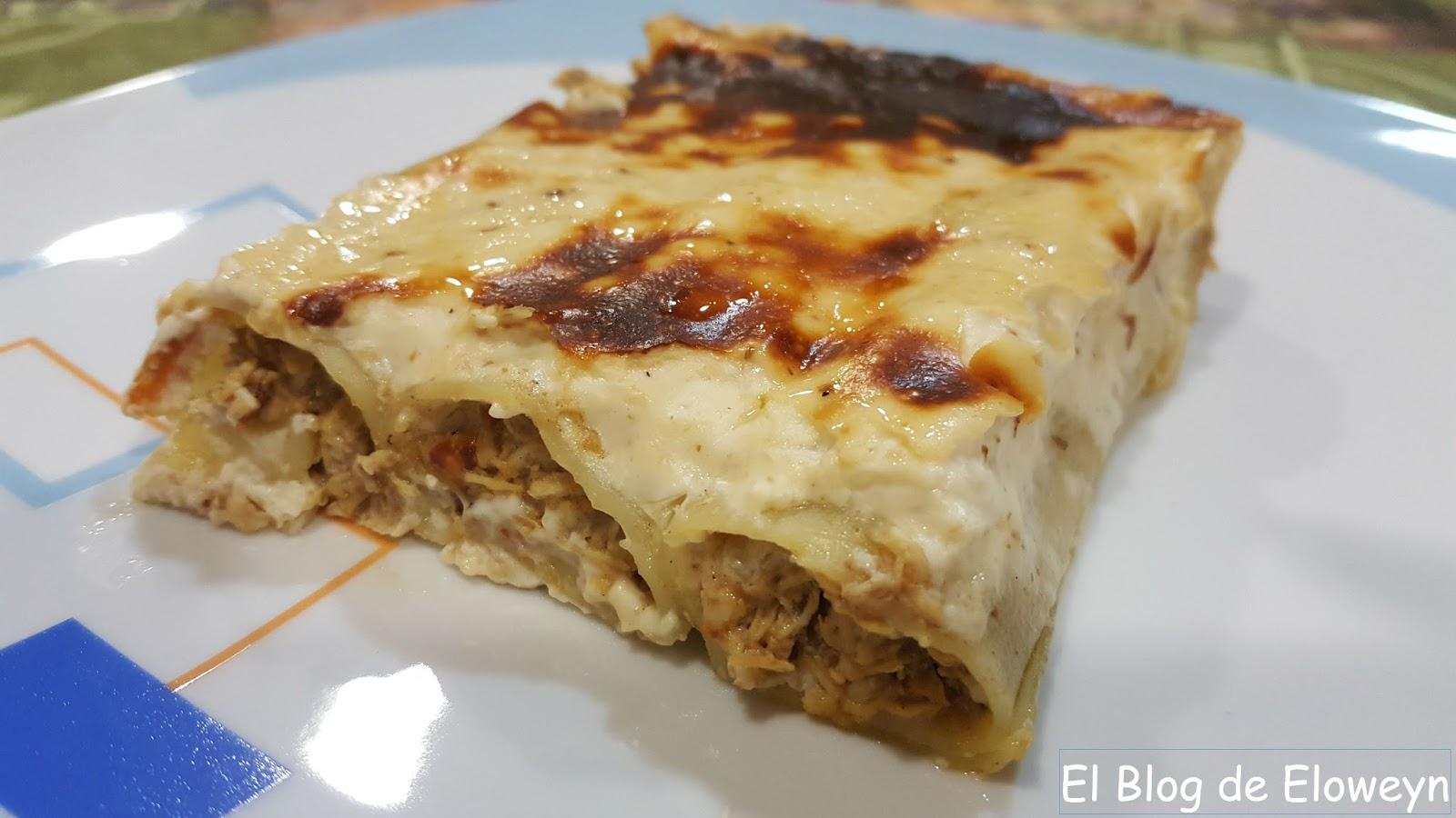 Canelones con boletus al foie el blog de eloweyn - Fotos de canalones ...