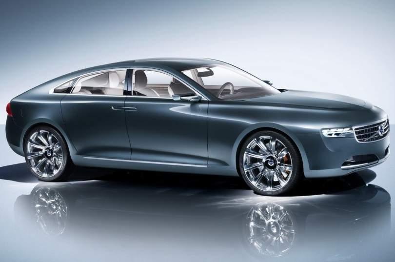 Volvo C90 Coupe >> Super Cars Blog: Volvo C90 Concept - luxury coupe
