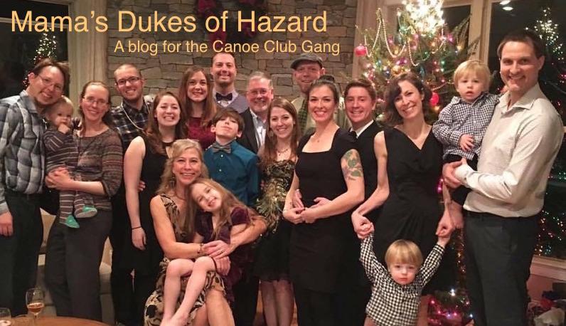 Mama's Dukes of Hazard
