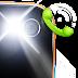 بدون تطبيق تشغيل الفلاش عند استلام مكالمة في الاندرويد