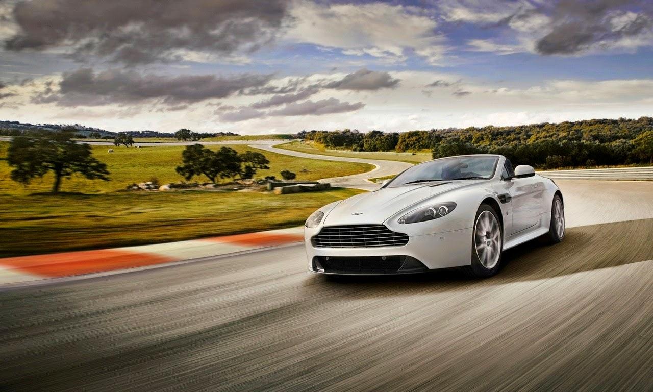 Aston Martin V8 Vantage S Roadster 2011