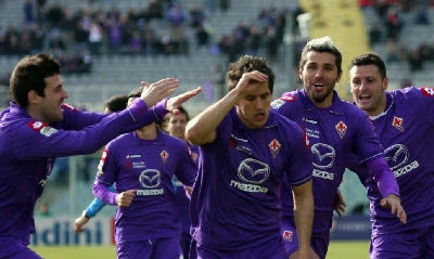 Fiorentina Siena 2-1 highlights