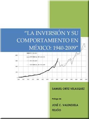 """Libro """"La inversión y su comportamiento en México: 1940-2009"""""""