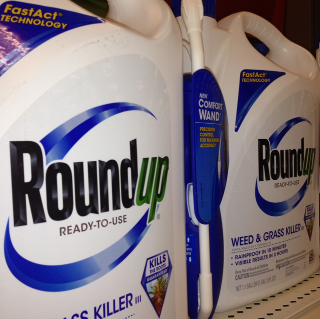 Roundup Herbicide