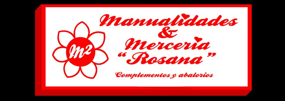 Abalorios y manualidades Rosana