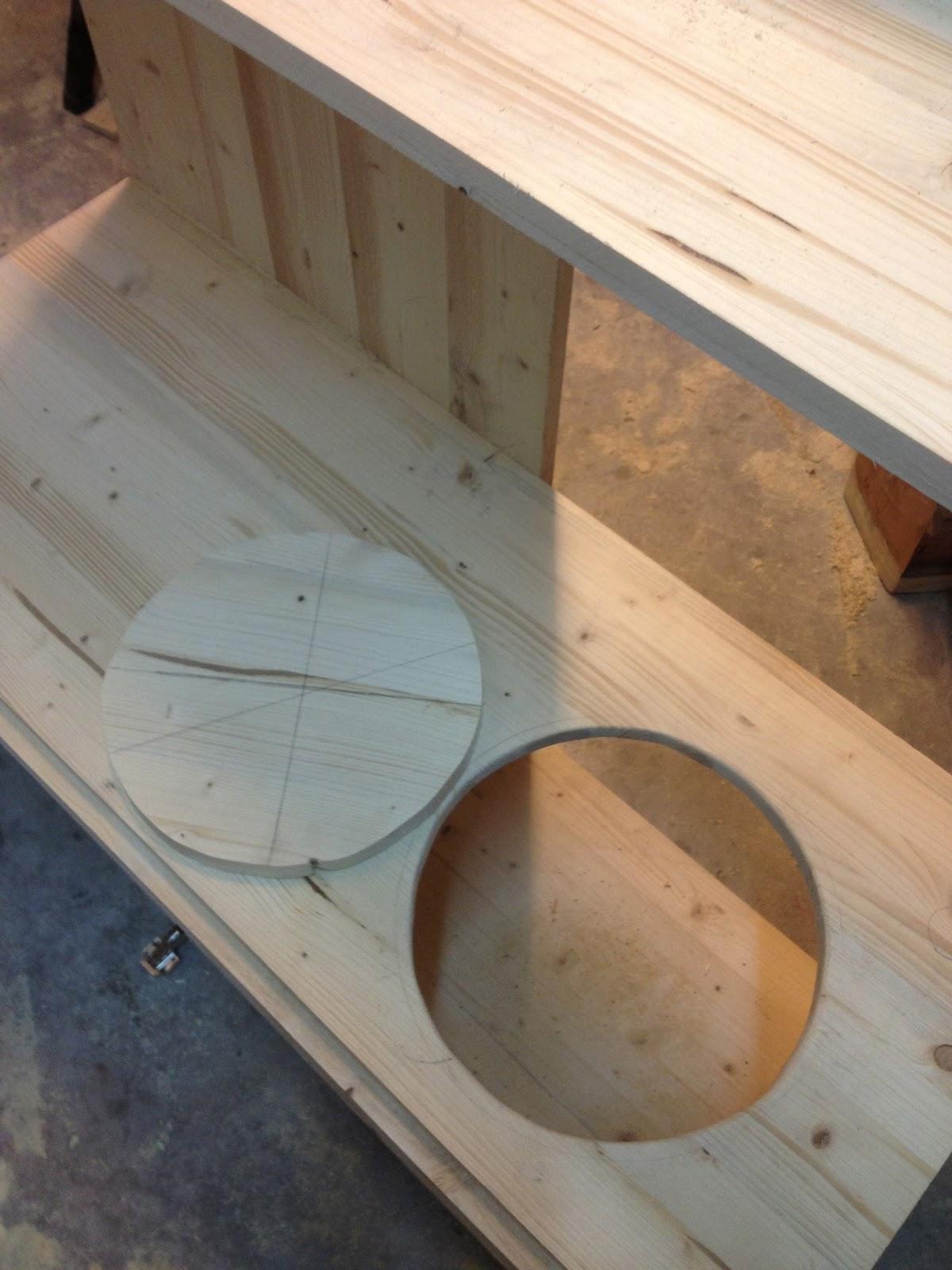 Mammarum: Come costruire una cucina per bambini di legno