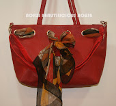HB02_Handbag Comes with Scarft