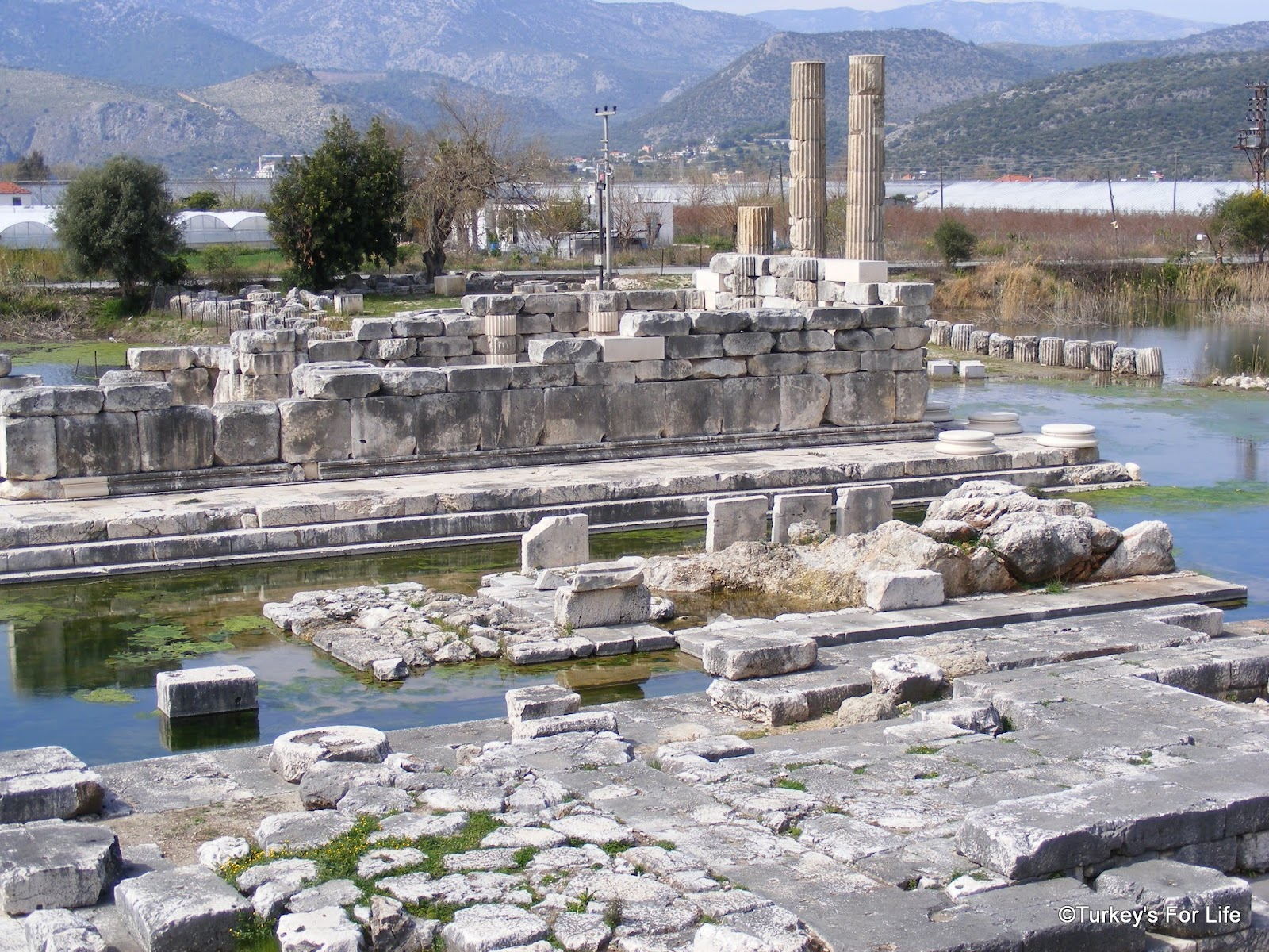 Exploring The Xanthos Valley - Letoon In Photos