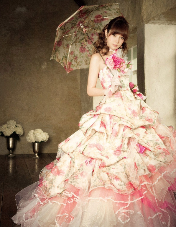 Whiteazalea Ball Gowns August 2012