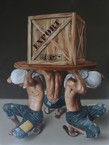 """Turning Tables"" by Bryan Teves"