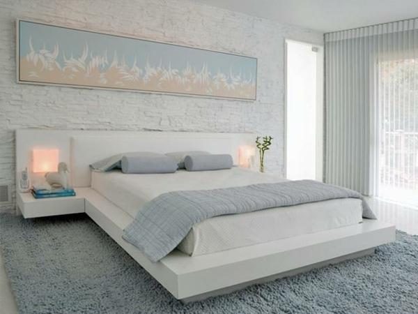 foto colori camere letto - imbianchino foto - | imbianchino roma ... - Colore Pareti Camera Da Letto Con Mobili Bianchi