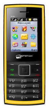 Micromax X103 dual SIM mobile