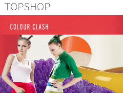 TopShop ColourClash