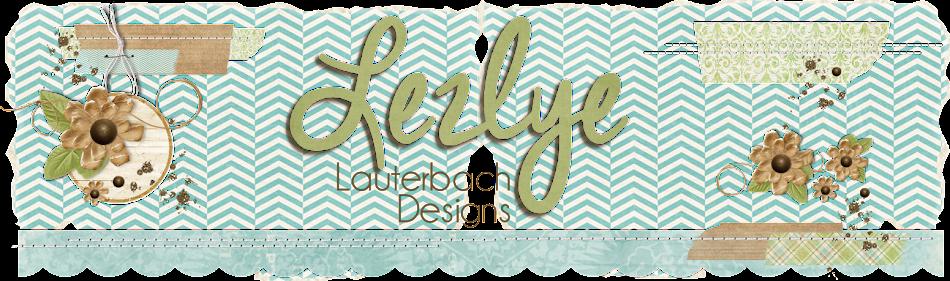 Lezlye Lauterbach, Designs
