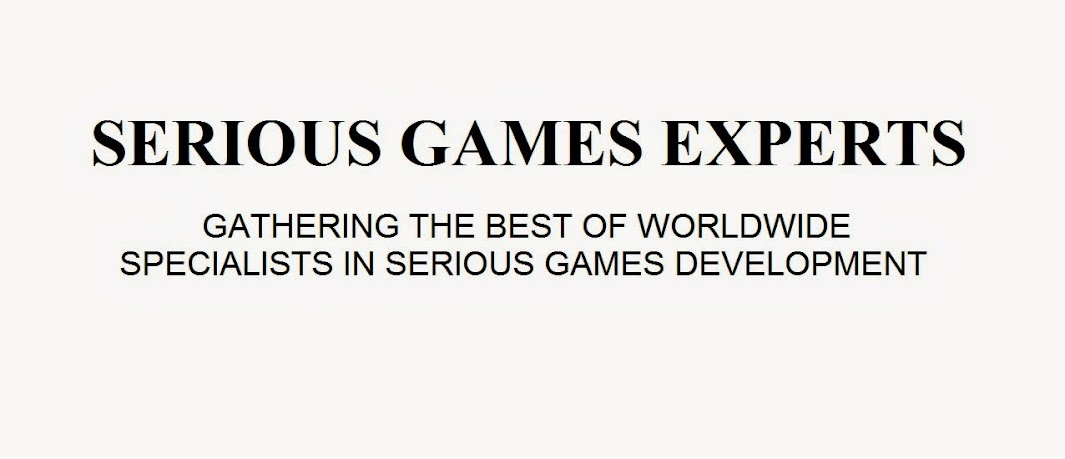 SERIOUS GAMES EXPERTS