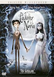 El Cadaver de la Novia (Dir. Tim Burton y Mike Johnson)