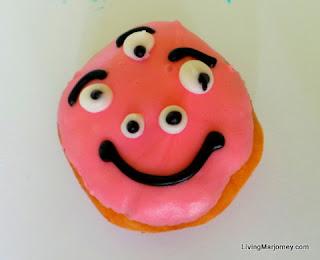 Krispy Kreme Squishy mini Doughnut