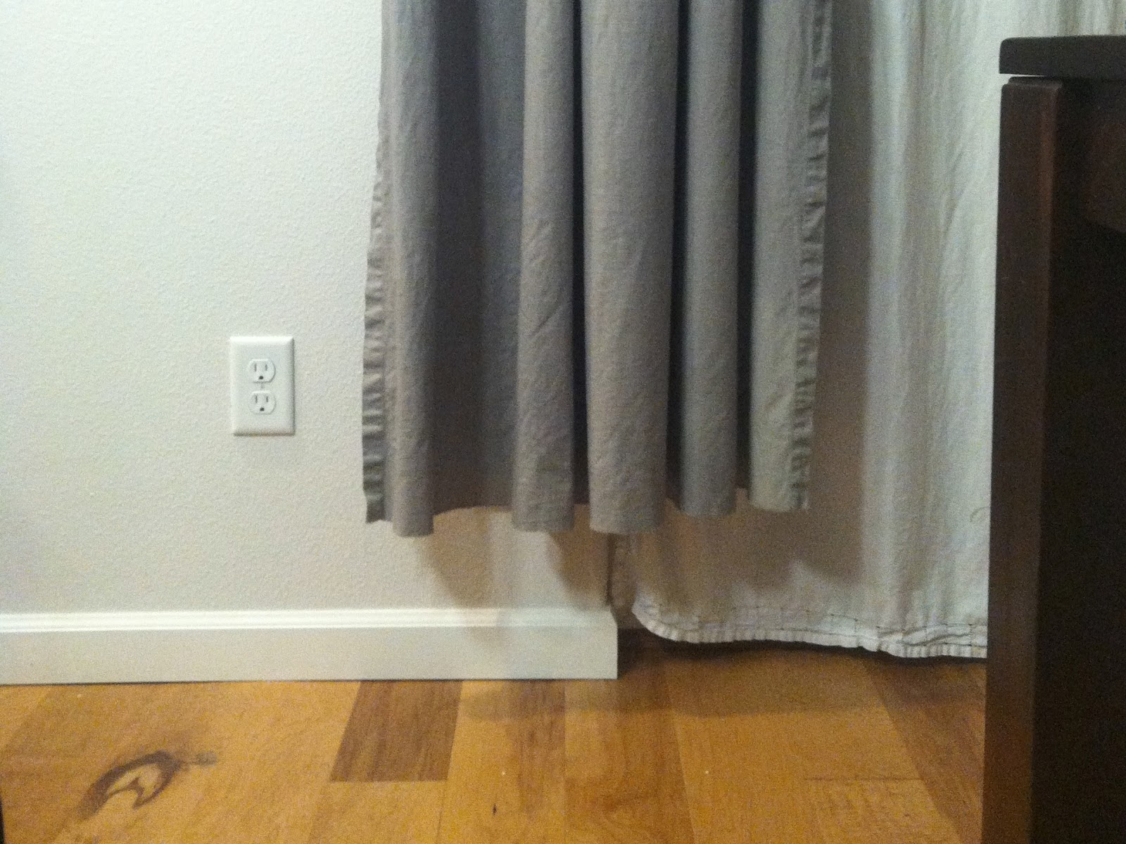 Two Pairs Of DIY Curtains For My Dining Room Plus A Double