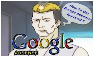 How To Get Google Adsense Approval ?