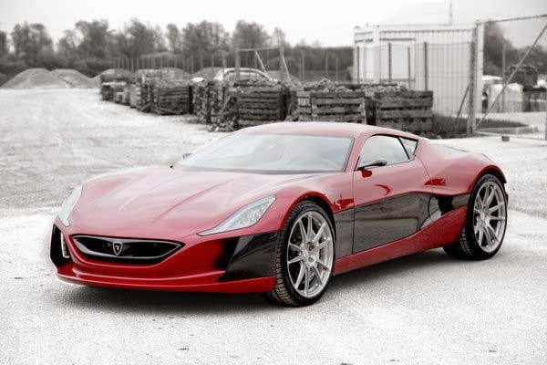 2011 Rimac Automobili To Help Launch The Outrageous Concept One Supercar