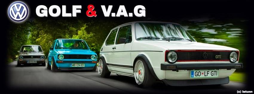 VW GOLF & V.A.G