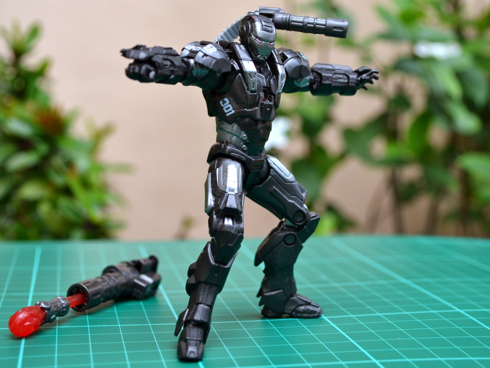 war machine toy figure