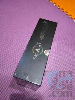 Hisense Pureshot - <i>Box</i> samping kiri