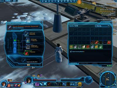 SWTOR - Augmentation Slot MK-1