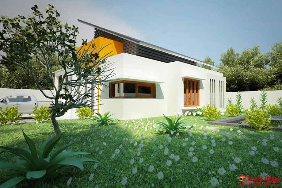 gambar rumah post modern rumah minimalis