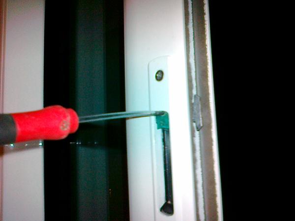 Arreglar cierre ventana corredera latest beautiful - Motor puerta corredera leroy merlin ...