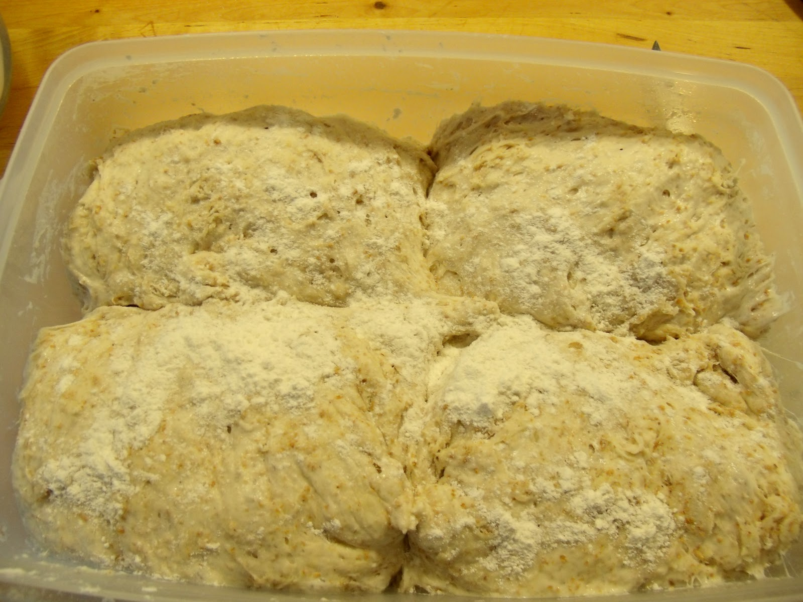 Recipe Basic Bread With 5 Minute Bread Dough Frugal