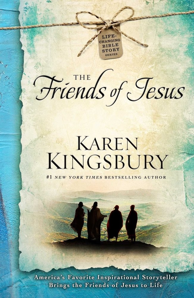 Karen kingsbury bible study