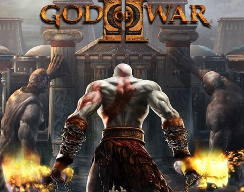 Games God of War 2